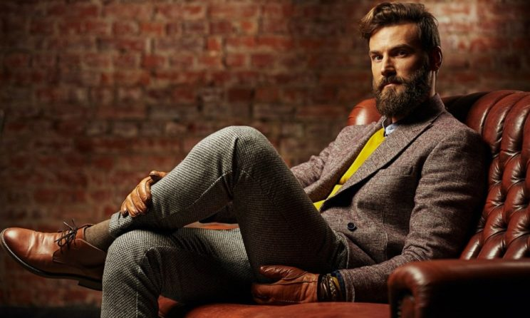 How to buy a perfect suit for men