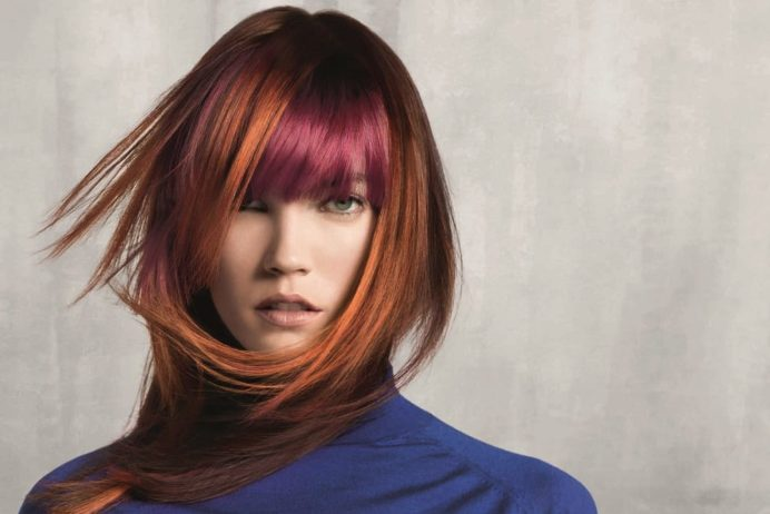 How to choose a hair color