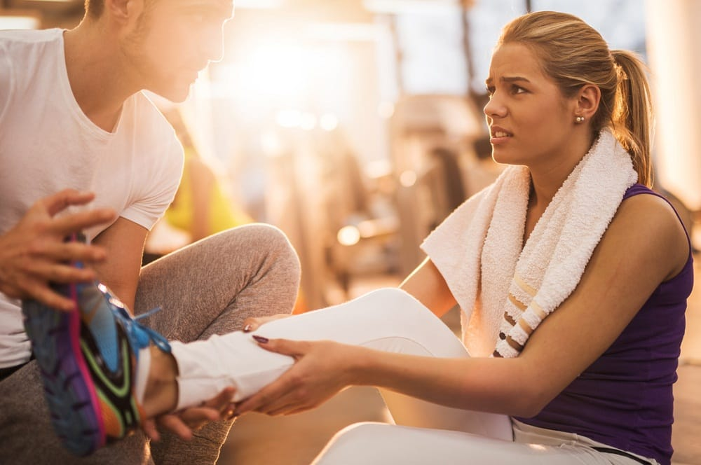 Personal Injury When Working Out