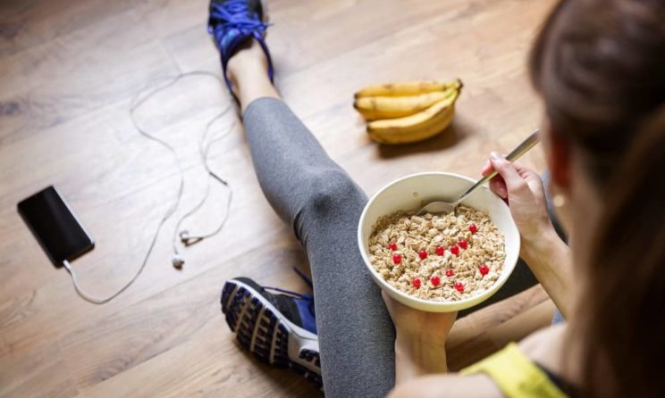 What to eat post morning run