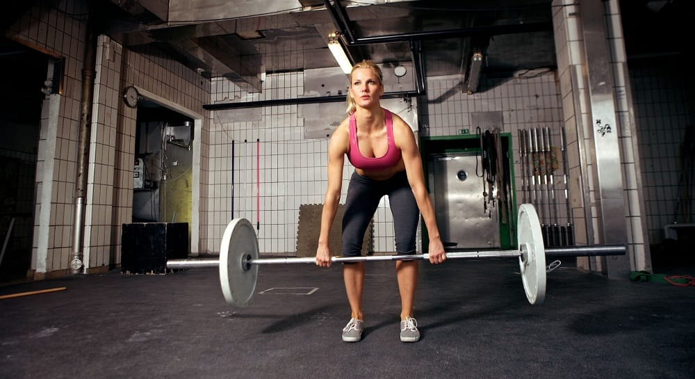 Female-Deadlift