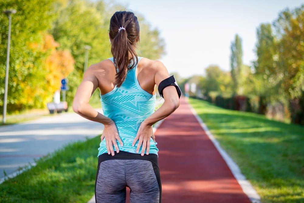 Women's lower back pain reasons