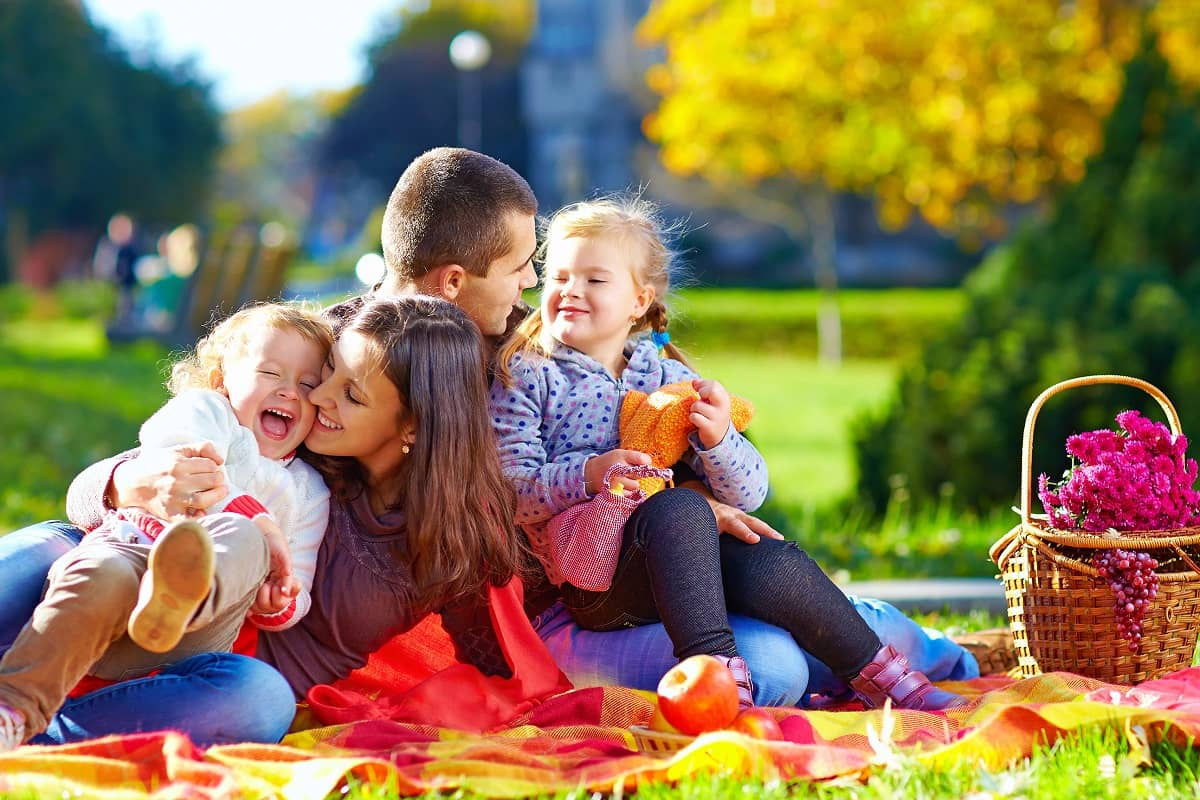 Why You Should Picnic With Your Kids