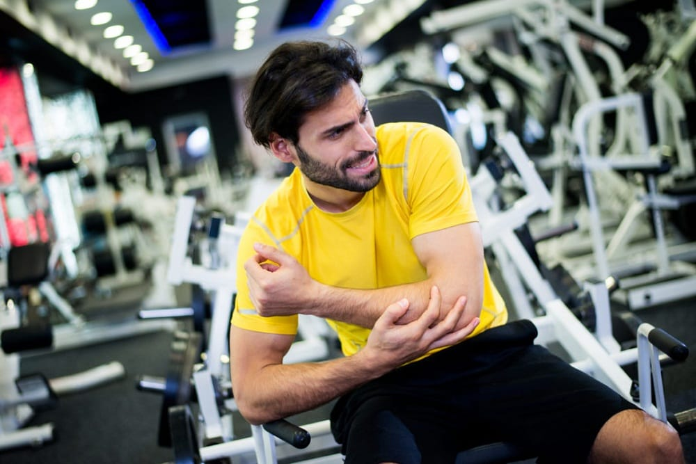 Personal injury claims for gym injuries