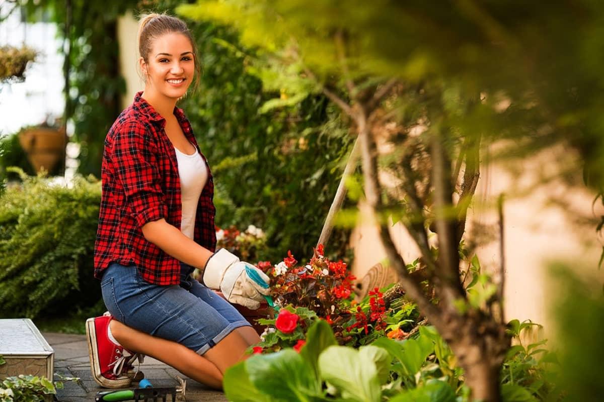 Garden ideas for small spaces, Garden design ideas
