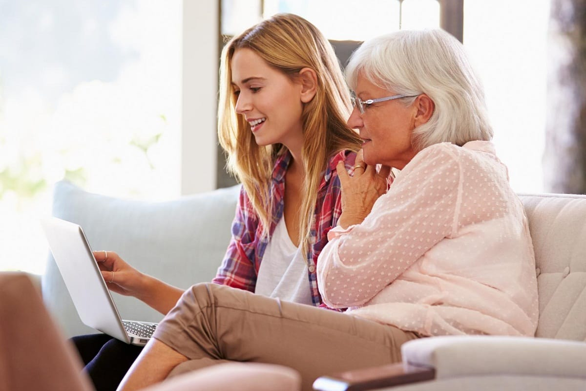 How to help your grandparents at home, How to treat your grandparents