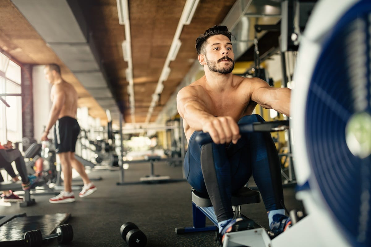 GHD Machine Vs Rowing Machine - Which One Should You Use