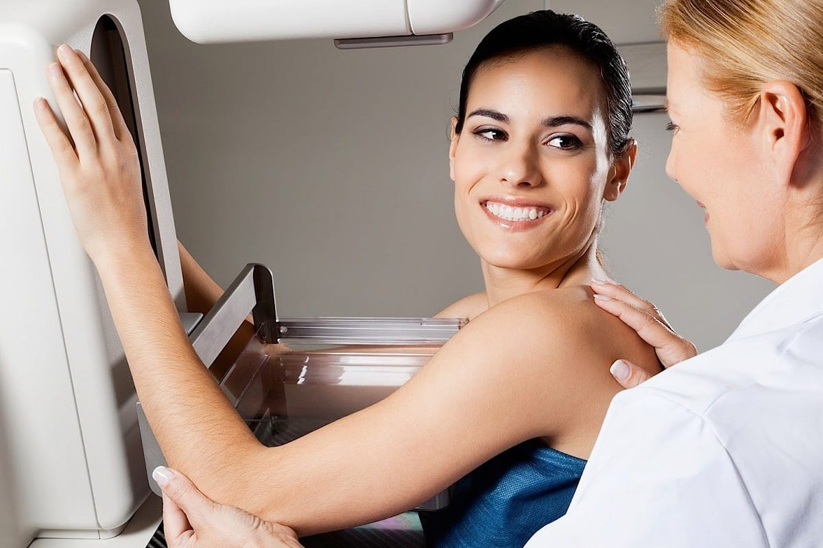 First Mammogram Tips